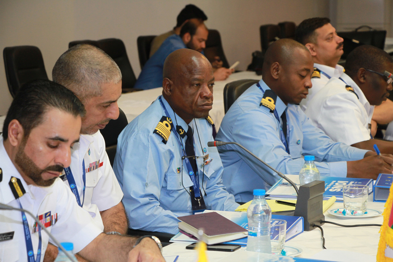 Picture6 -Maritime Security IONS Working Group Meeting