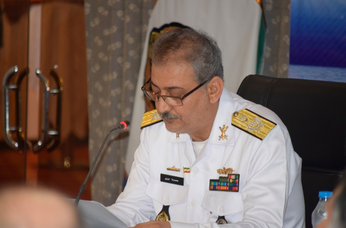 Maritime Security IWG Meeting_Iran 2019 pic2