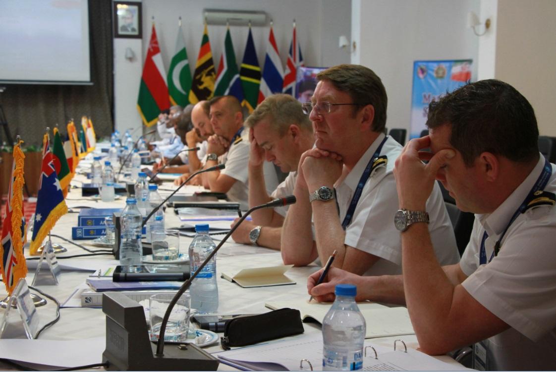 Maritime Security IWG Meeting_Iran 2019 pic3